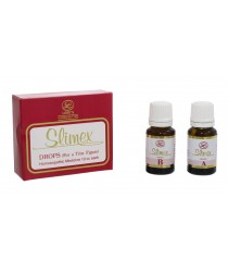 SLIMEX SLIMMING DROPS(TWIN PACK)