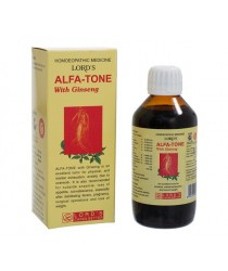 ALFA-TONE WITH GINSENG (450 ml)