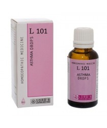 LORDS L 101 ASTHMA DROPS